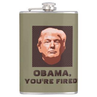 Trumpf-Einweihung 2017 Flachmann