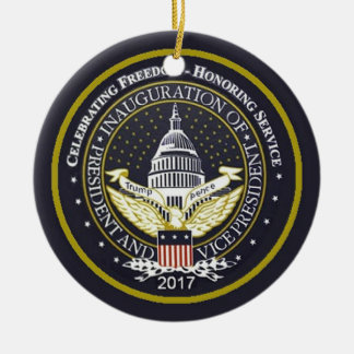 TRUMPF Einweihung Keramik Ornament
