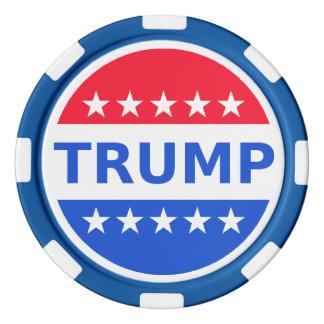 Trumpf-Pennys-Poker-Chips Poker Chip Set