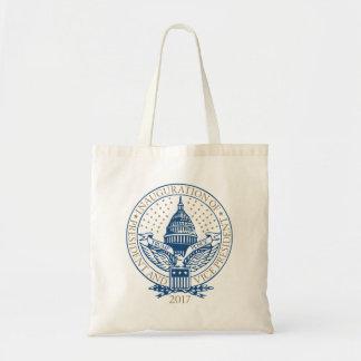 Trumpf-Pennys-Präsident Inaugural Logo Budget Stoffbeutel