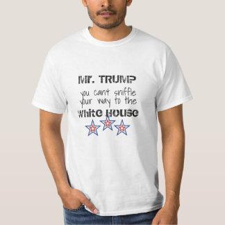 Trumpf Sniffles 2016 Wahlen T-Shirt