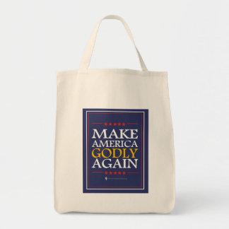 Trumpf - Taschen-Tasche: Machen Sie Amerika Tragetasche