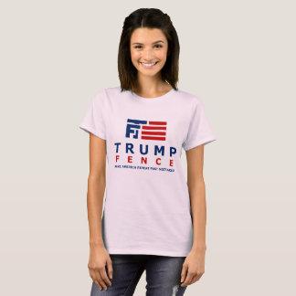 Trumpf-Zaun T-Shirt