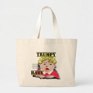 Trumpy Baby-Tasche Jumbo Stoffbeutel