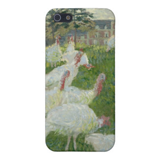 Truthähne (1876) iPhone 5 case