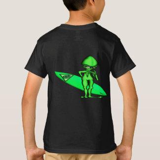 Trydar von richten Stern-Surfer aus T-Shirt