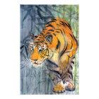 Tsuyako Tiger Briefpapier