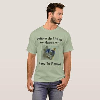 Tu-Tasche Wortspiel-T - Shirt