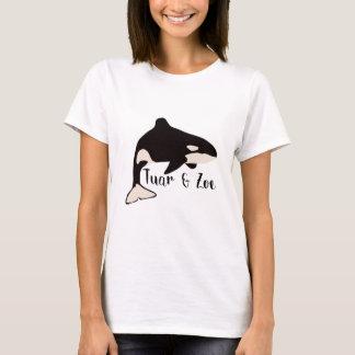 Tuar und Zoe-Shirt 2 T-Shirt