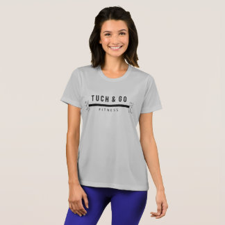 Tuch&Go Fitness-T-Stück T-Shirt