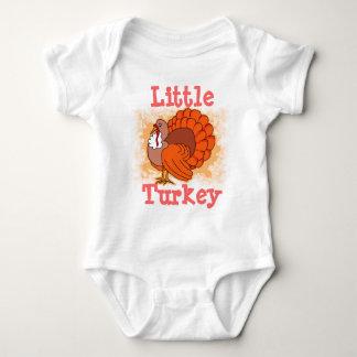 Tukey Zeit Baby Strampler