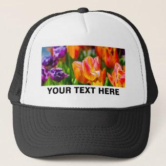 Tulpen, die 17 verzaubern truckerkappe