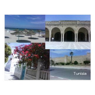 Tunesien-Postkarte Postkarte