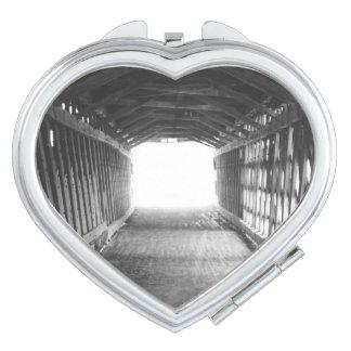 Tunnel des Lichtes Taschenspiegel