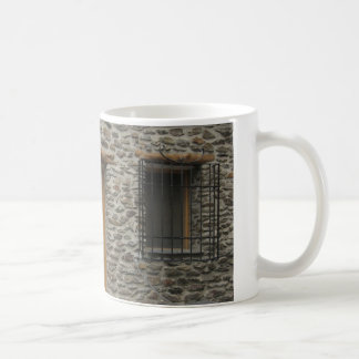 Tür-Foto-Weiß-Tasse Kaffeetasse