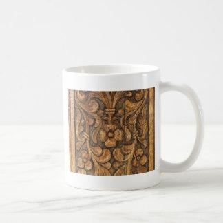 Tür patern kaffeetasse