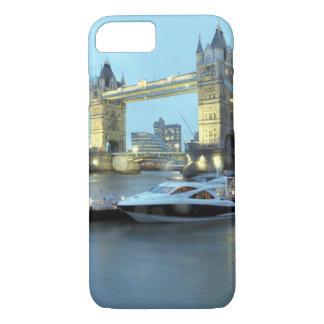 Turm-Brücke im Andenken-Foto Londons England iPhone 8/7 Hülle