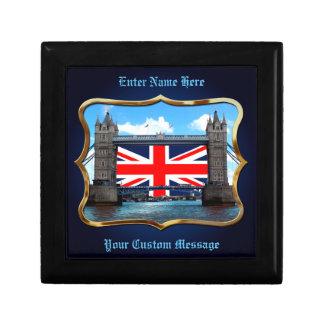 Turm-Brücke - London, Großbritannien Geschenkbox