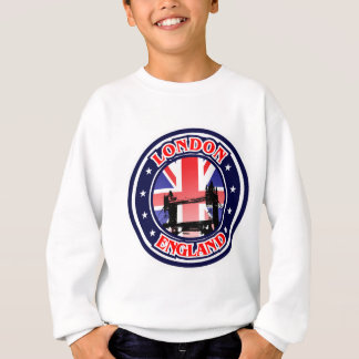 Turm-Brücke - London, Großbritannien Sweatshirt