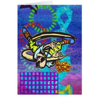 Turm-Tanz Karte
