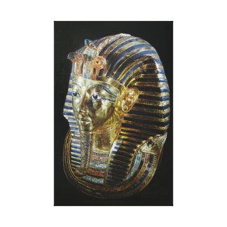 Tutankhamuns goldene Maske Galerie Faltleinwand