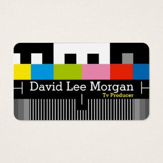 Tv Film Video Producer Visitenkarten