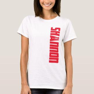 TW Shannon für uns Senat Oklahoma 2014 T-Shirt