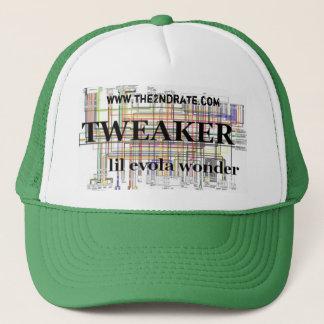TWEAKER FERNLASTFAHRER-HUT TRUCKERKAPPE