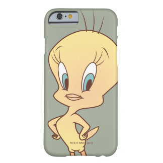 Tweety erröten Pose 9 Barely There iPhone 6 Hülle