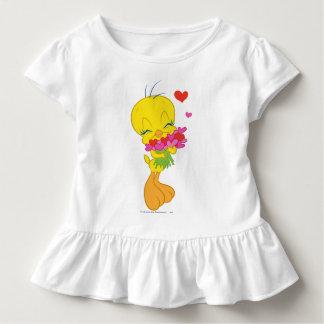 Tweety Herzen Kleinkind T-shirt