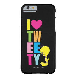 Tweety I Herz Tweety Barely There iPhone 6 Hülle