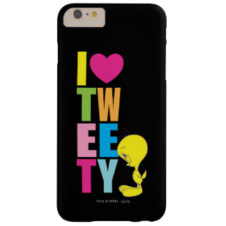 Tweety I Herz Tweety Barely There iPhone 6 Plus Hülle