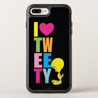 Tweety I Herz Tweety OtterBox Symmetry iPhone 8 Plus/7 Plus Hülle