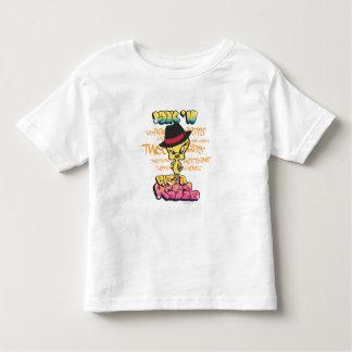 Tweety wie ein Rebell Kleinkind T-shirt