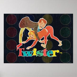 Twister-Kinder Poster