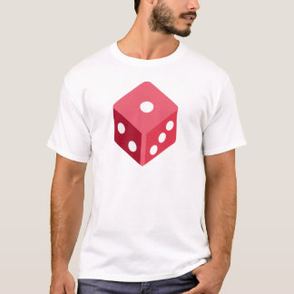 Twitter emoji - Red dice T-Shirt