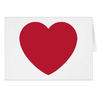 Twitter Love Heart Emoji Karte