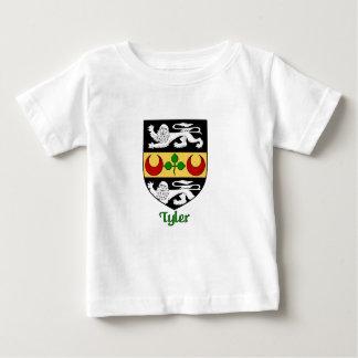 Tyler Familien-Schild Baby T-shirt