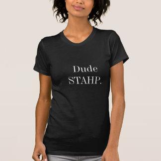 Typ STAHP. Teens-T - Shirt-Größe S T-Shirt