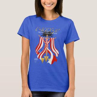 U-HEXE eine Zeitschrift T-Shirt
