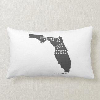 Überall sonst ist zum Kotzen Florida Lendenkissen