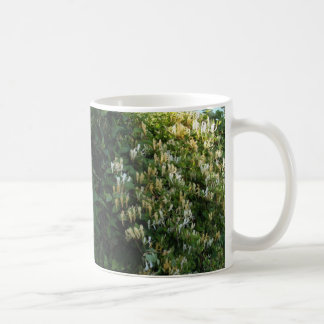Überfluss des Geißblattes Tasse
