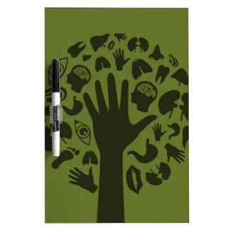 Übergeben Sie ein tree3 Memoboard