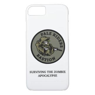 Überleben des Zombie-Apokalypse BLASSEN REITER iPhone 8/7 Hülle