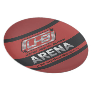 UHB Arena-Logo Party Teller