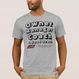 UHB Stellenbezeichnungen T-Shirt