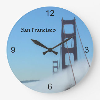 Uhr - Golden gate bridge, San Francisco