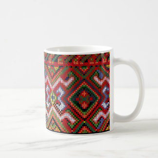 Ukrainische Querstich-Stickerei-Ostern-Tasse Tasse
