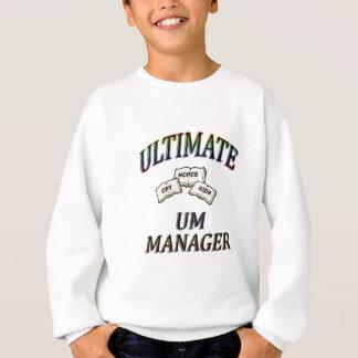 UM-MANAGER MIT FARBE SWEATSHIRT
