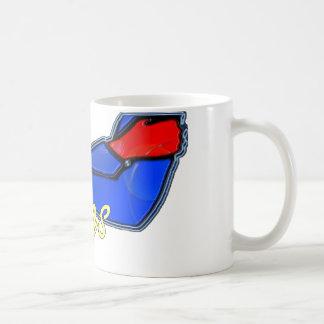 Umarmungen Kaffeetasse